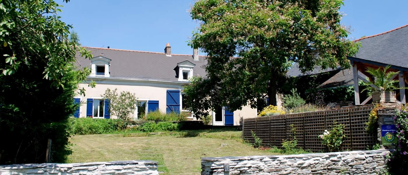 La Petite Boire : Chambres d'hôtes Angers