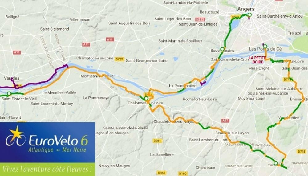 parcours eurovelo6